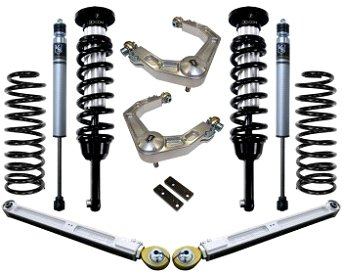 ICON 2010 - Current Toyota FJ Cruiser / 4Runner Suspension System - Stage 3-0