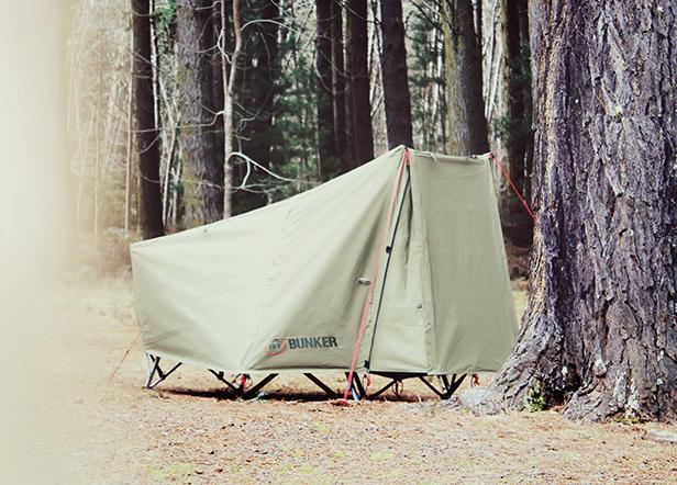 Jet Tent Bunker-292 & Jet Tent Bunker