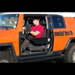 Metal Tech FJ Cruiser Tube Doors-0