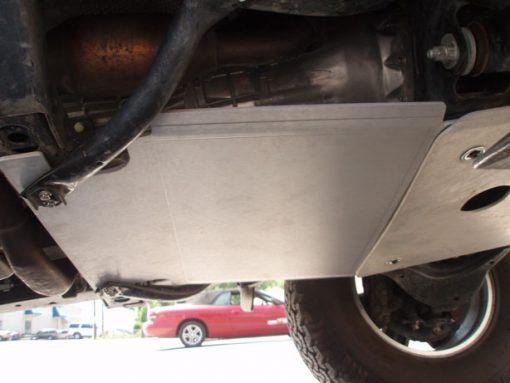 Ricochet Transmission Skid Plate for FJ Cruiser -578