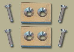 Ricochet Rock Blocks for FJ CRUISER -0