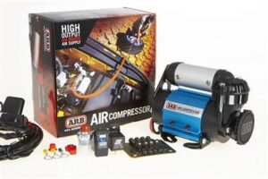 ARB 24-Volt High Output On-board Air Compressor -0