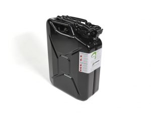 Front Runner 20l Black Jerry Can w/Spout and Adapter - by Wavian-0