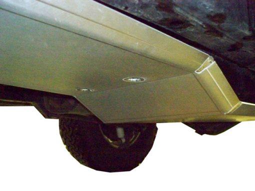 Ricochet Fuel Tank Skid Plate for FJ Cruiser -581