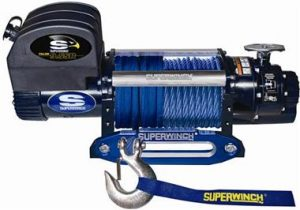 Superwinch Talon 9.5 SR Winch with Synthetic Rope -0