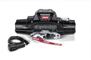 Warn ZEON 10-S Recovery Winch with Spydura Synthetic Rope-0