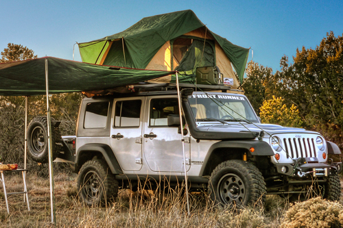 FRONT RUNNER OUTFITTERS FEATHER-LITE ROOFTOP TENT-0 & Front Runner Outfitters Feather-Lite Rooftop Tent
