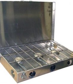 "Partner Steel 3 Burner 26"" Stove-0"