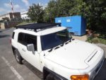 FRONT RUNNER SLIMLINE II Toyota FJ Cruiser Roof Rack (Full Cargo Rack Foot Rail Mount)-0