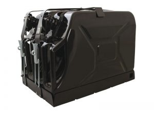 FRONT RUNNER UNIVERSAL DOUBLE JERRY CAN HOLDER-0