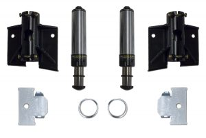 ICON 2005 - Current Toyota Tacoma Rear Hydraulic Air Bumpstop System-0