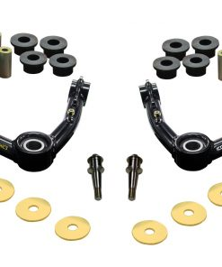 ICON 2005 - Current Toyota Tacoma Tubular Uniball Upper Control Arm System-0