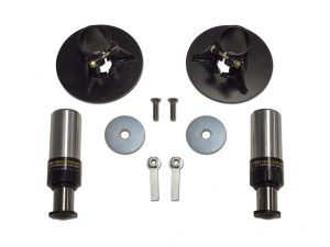 ICON 2007 - Current Toyota FJ Cruiser / 03 - Current 4Runner Rear Hydraulic Air Bumpstop System-0