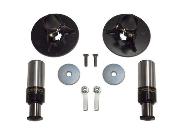 ICON 2007 – Current Toyota FJ Cruiser / 03 – Current 4Runner Rear Hydraulic Air Bumpstop System-0