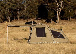Jet Tent F-25X -0