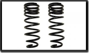 "ICON 2007-CURRENT TOYOTA FJ CRUISER OVERLAND SERIES 3"" LIFT COIL SPRINGS-0"