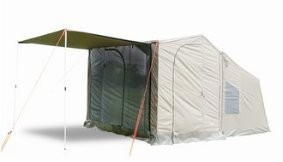 OZTENT Deluxe Front Panel -0