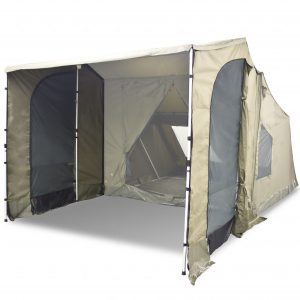 OZTENT Deluxe Peaked Side Panels -0