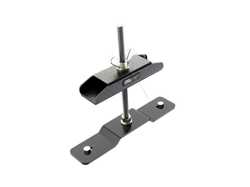 Front Runer Spare Wheel Clamp Low Profile
