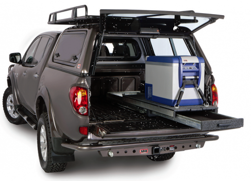 ARB OUTBACK SOLUTIONS CARGO DRAWER WITH ROLLER FLOOR-2172