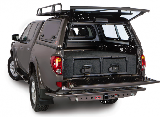 ARB OUTBACK SOLUTIONS CARGO DRAWER WITH ROLLER FLOOR-2170