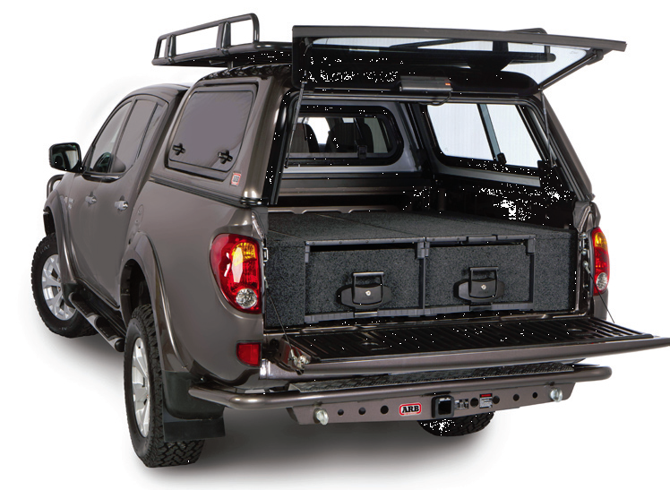 Arb Outback Solutions Roller Floor