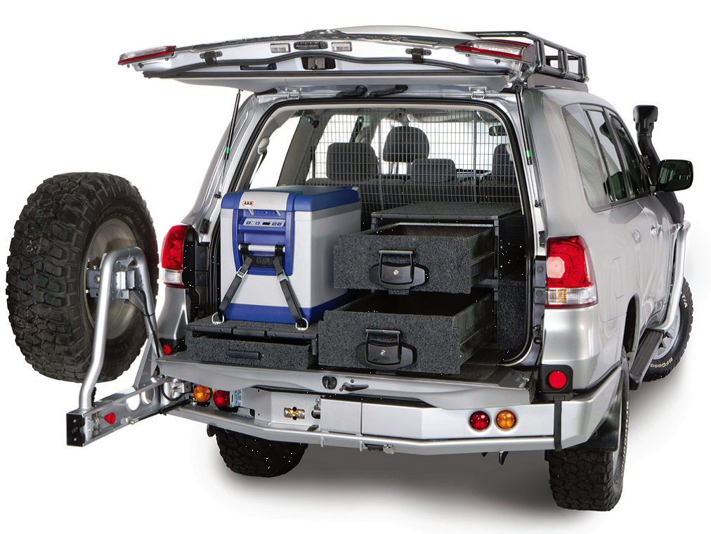 Arb Outback Solutions Cargo Drawer