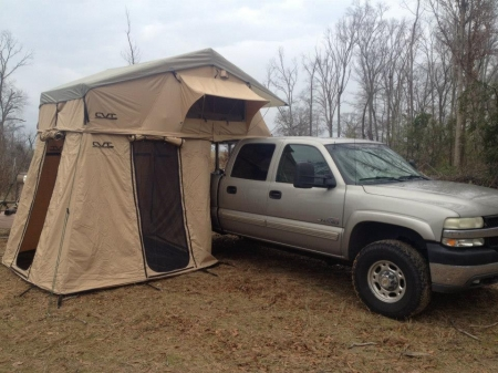 CVT Mt. Rainier Extended RoofTop Tent-0 : montana tent and awning - memphite.com