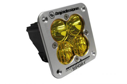 Baja Design Squadron Sport LED Light - Flush Mount-2768
