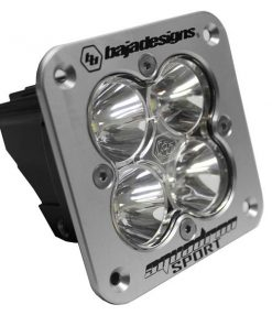 Baja Design Squadron Sport LED Light - Flush Mount-0