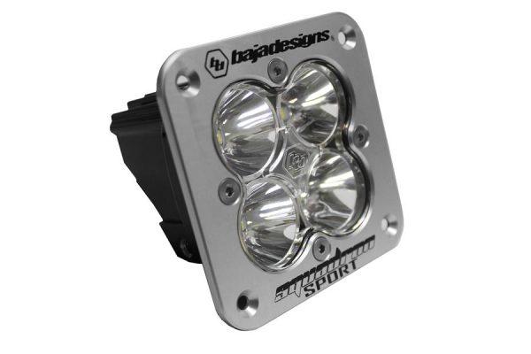 Baja Design Squadron Sport LED Light – Flush Mount-0
