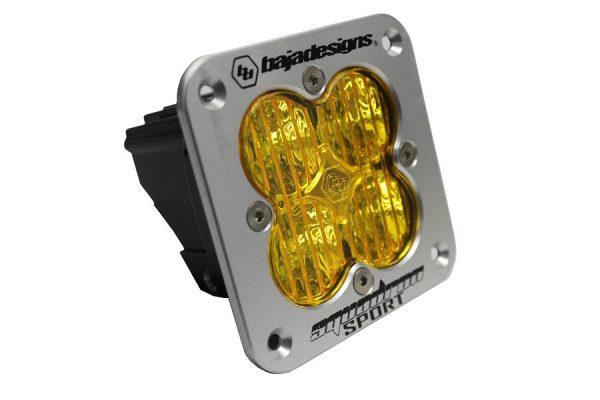 Baja Design Squadron Sport LED Light - Flush Mount-2777