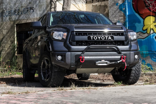 SSO Southern Style Offroad Slimline Hybrid Series Bumper ...