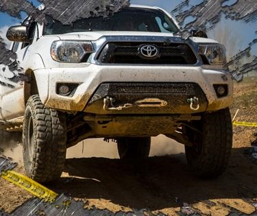 Off Road Roof Rack >> SSO Southern Style Offroad Slimline Hybrid Series Bumper for the 2012-15 Tacoma