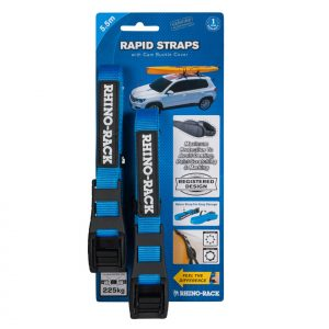Rapid Straps w/ Buckle Protector (18ft)