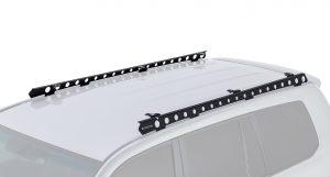 Rhino-Rack Backbone 4 Base Mounting System - Land Cruiser 200 Series