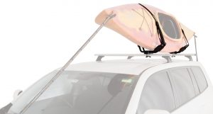 Fixed J Style Kayak Carrier