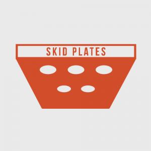 Skid Plates 200-Series