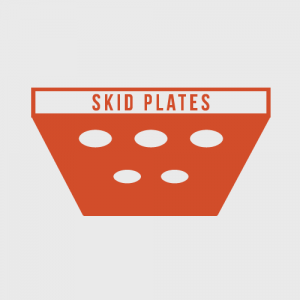 Skid Plates FJ Cruiser