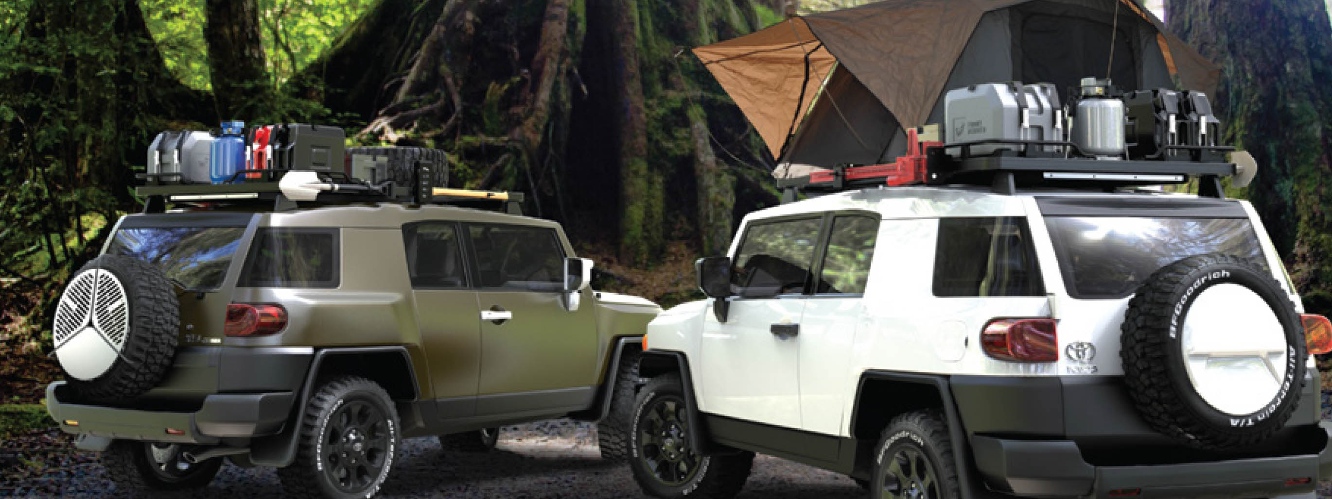Overlanding & Off Road Gear | Toyota 4x4 | Endless Horizon Outfitters