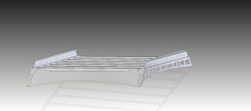 SSO Roof Rack Side Rail 4