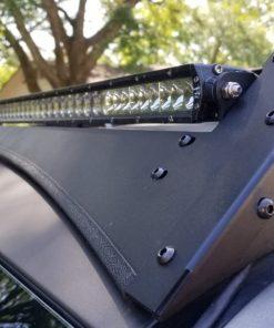 SSO 5th Gen 4Runner Roof Rack 40 Flush Wind Fairing 1