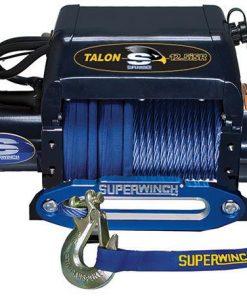 Superwinch Talon 12.5ISR 12V Synthetic Rope