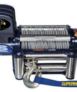 Superwinch Talon 12.5 12V Winch Steel Rope