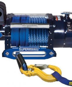 Superwinch Talon 18.0SR 12V Winch Synthetic Rope 1