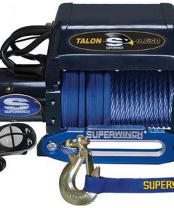 Superwinch Talon 9.5ISR 12V Winch Synthetic Rope 1
