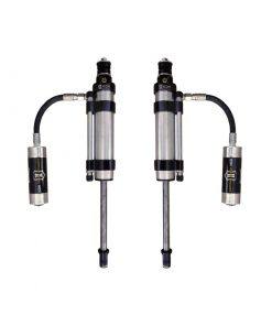 ICON 05Up Toyota Tacoma OMEGA Series Bypass_Rear Remote Reservoir Shocks 0-1.5 Lift