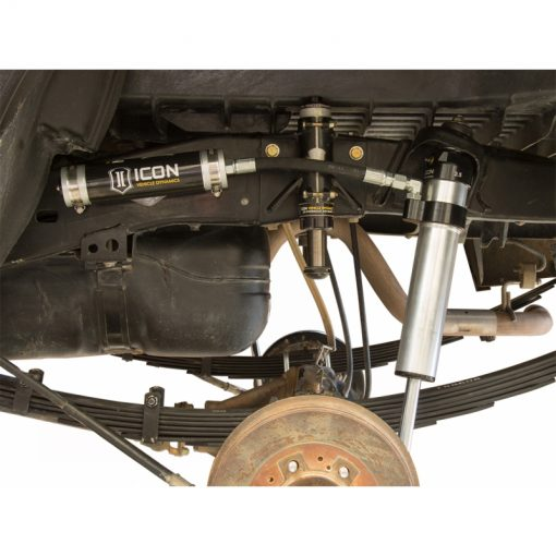 ICON 05Up Toyota Tacoma RXT Rear Suspension System Stage 1