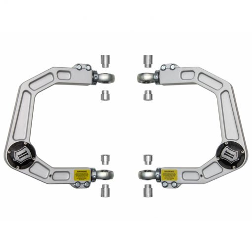 ICON 03-Up Toyota 4Runner Delta Joint Billet Upper Control Arm Kit 1