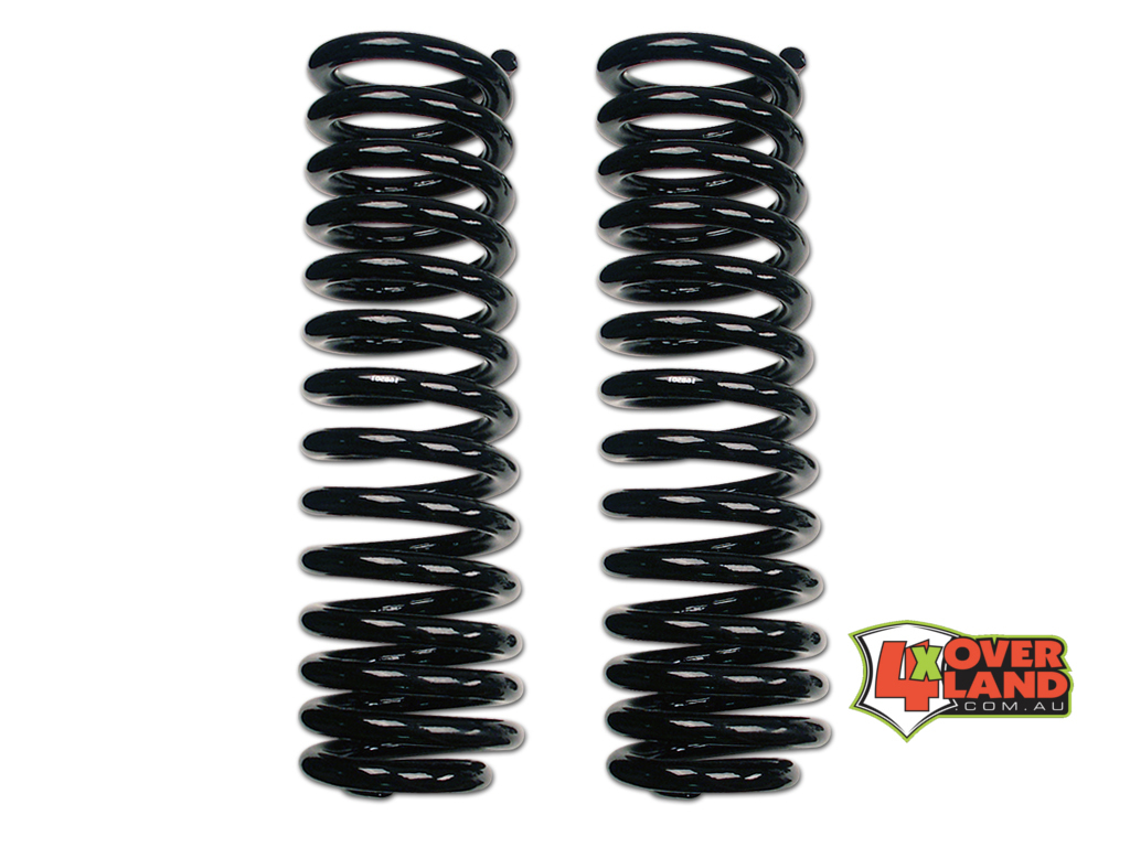 Slinky Long Travel Toyota 80 Series on Intermediate 75mm Front Coil [PR]
